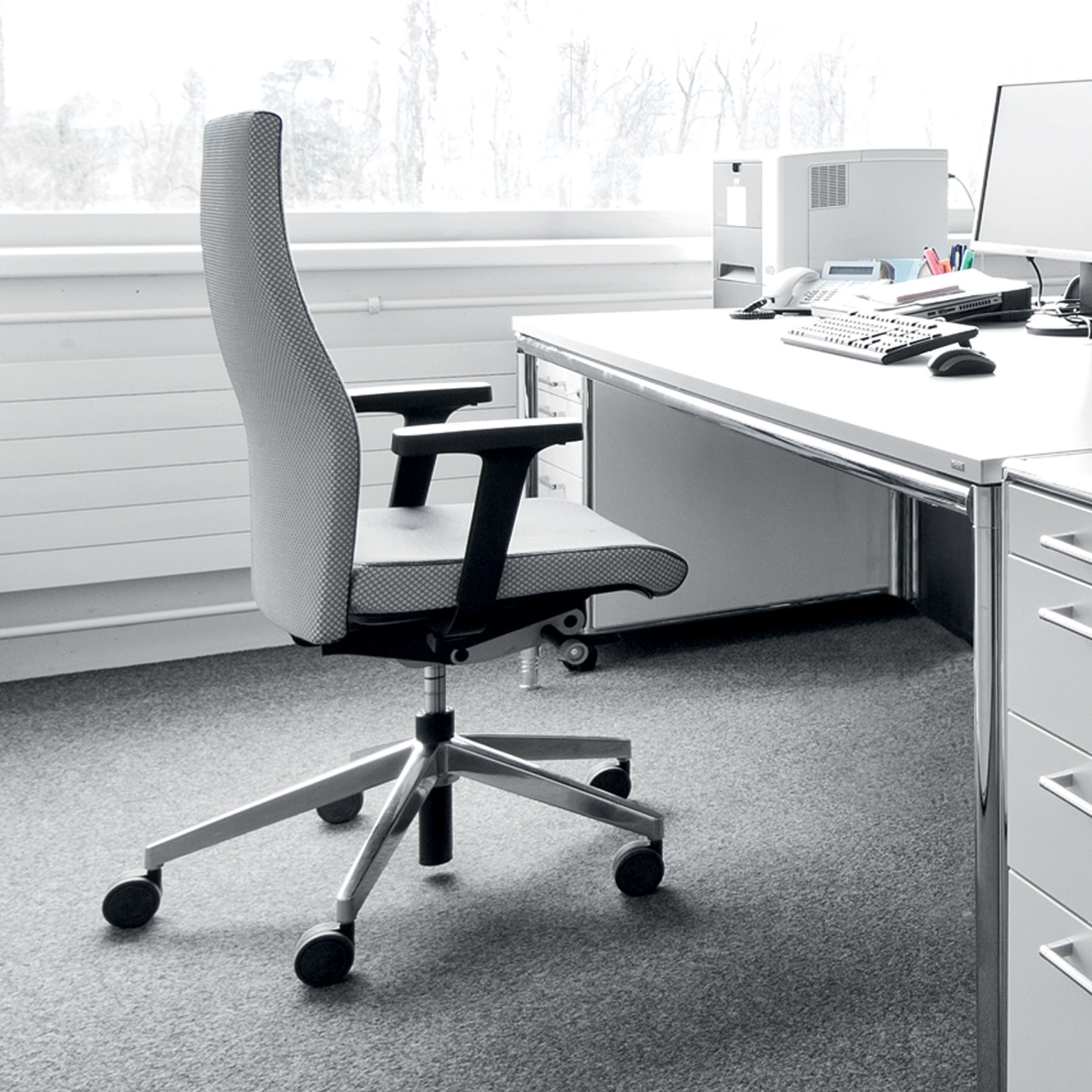 CuboFLEX Ergonomic Office Chair by Zuco