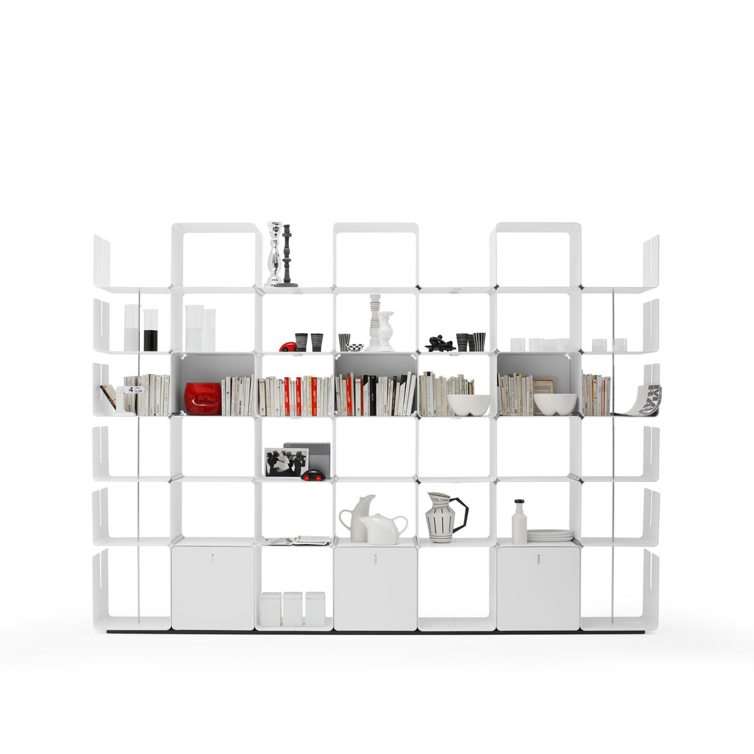 cWave Bookcase
