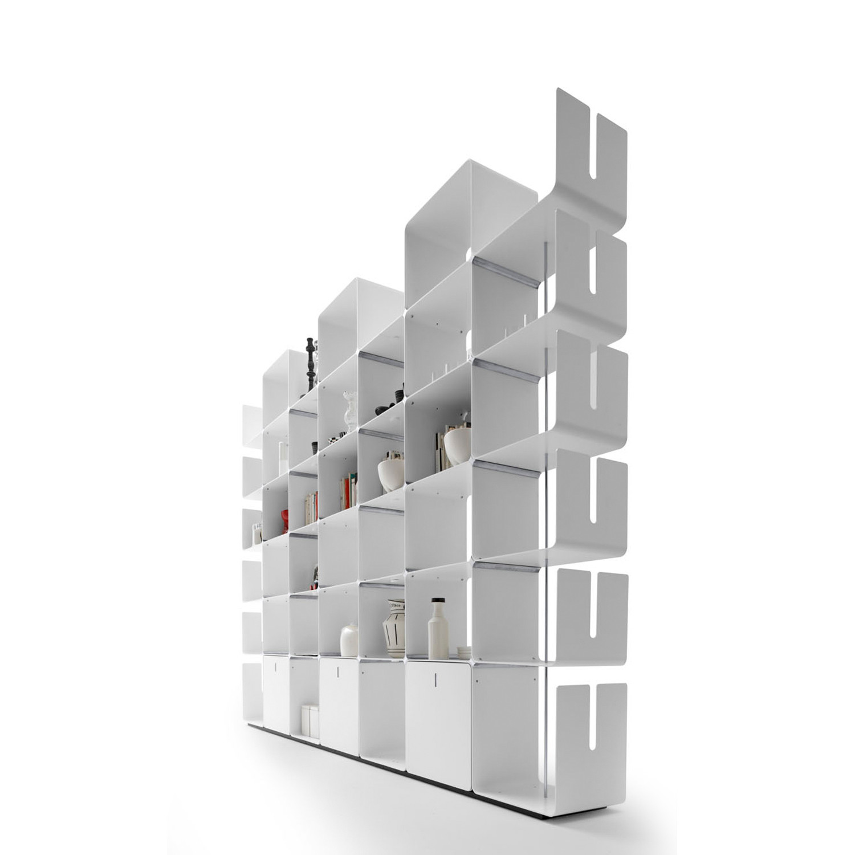 cWave Modular Shelving System