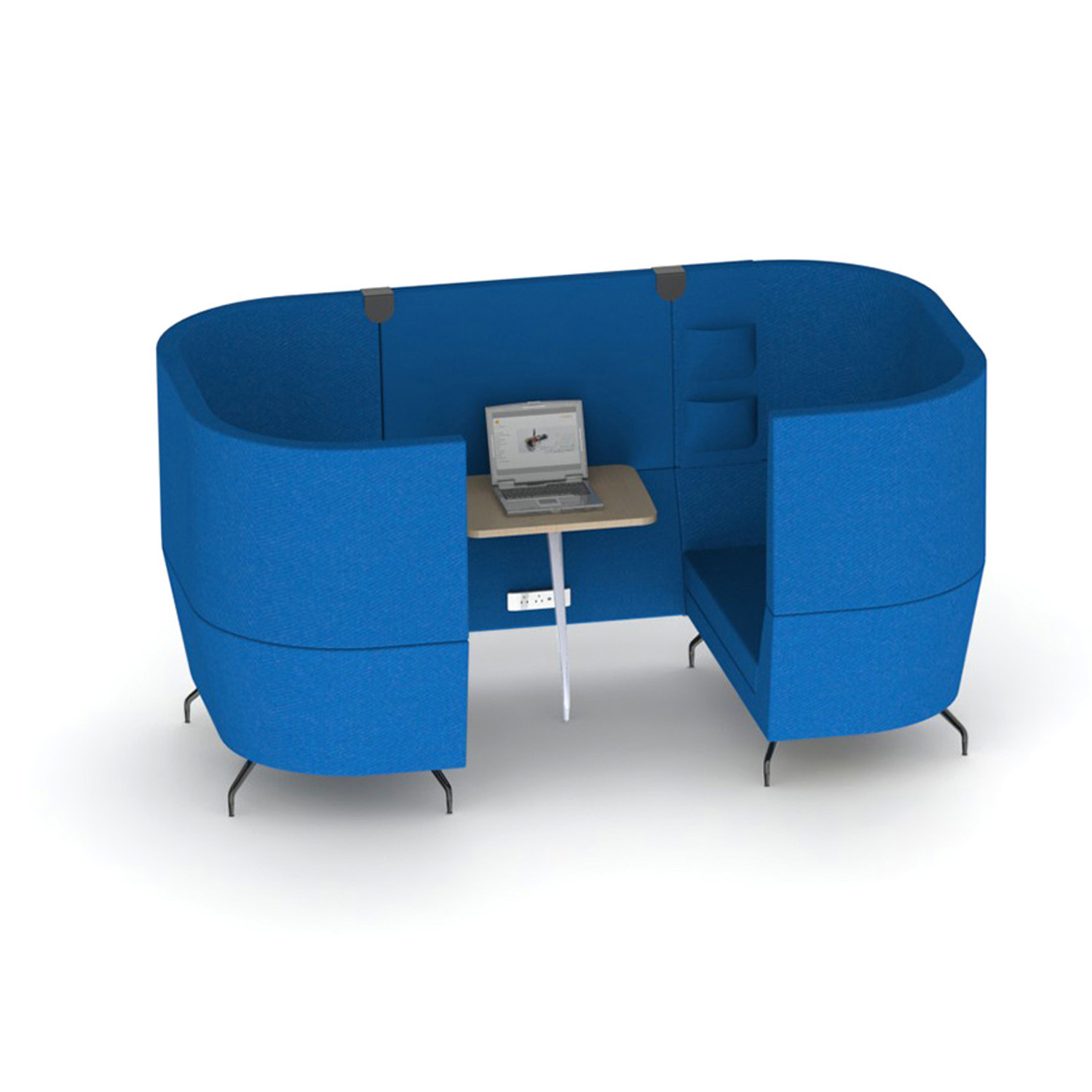 Cwtch Workbay Sofa Working Sofa System Apres Furniture