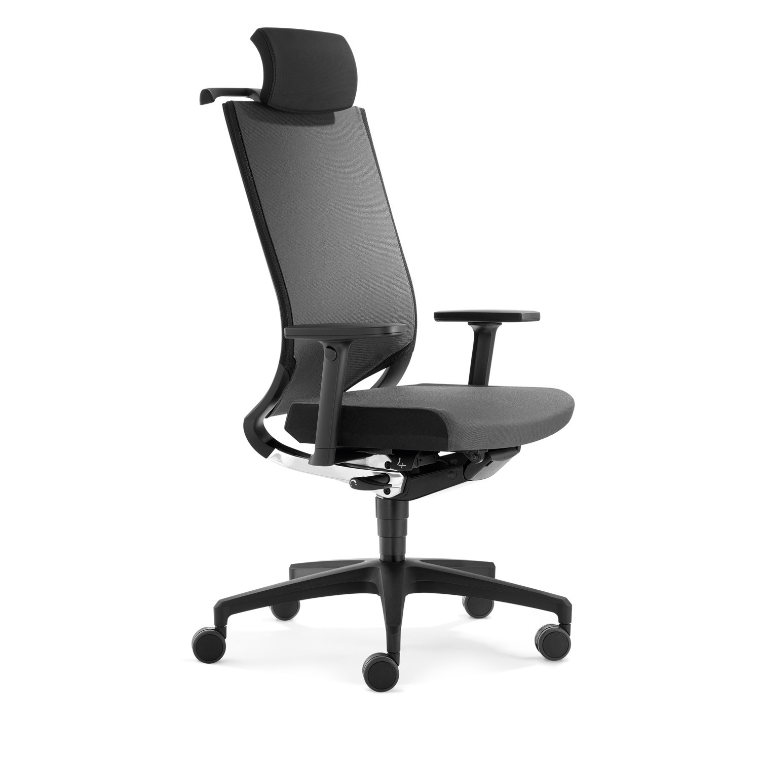 Duera Office Task Chair with Head Rest