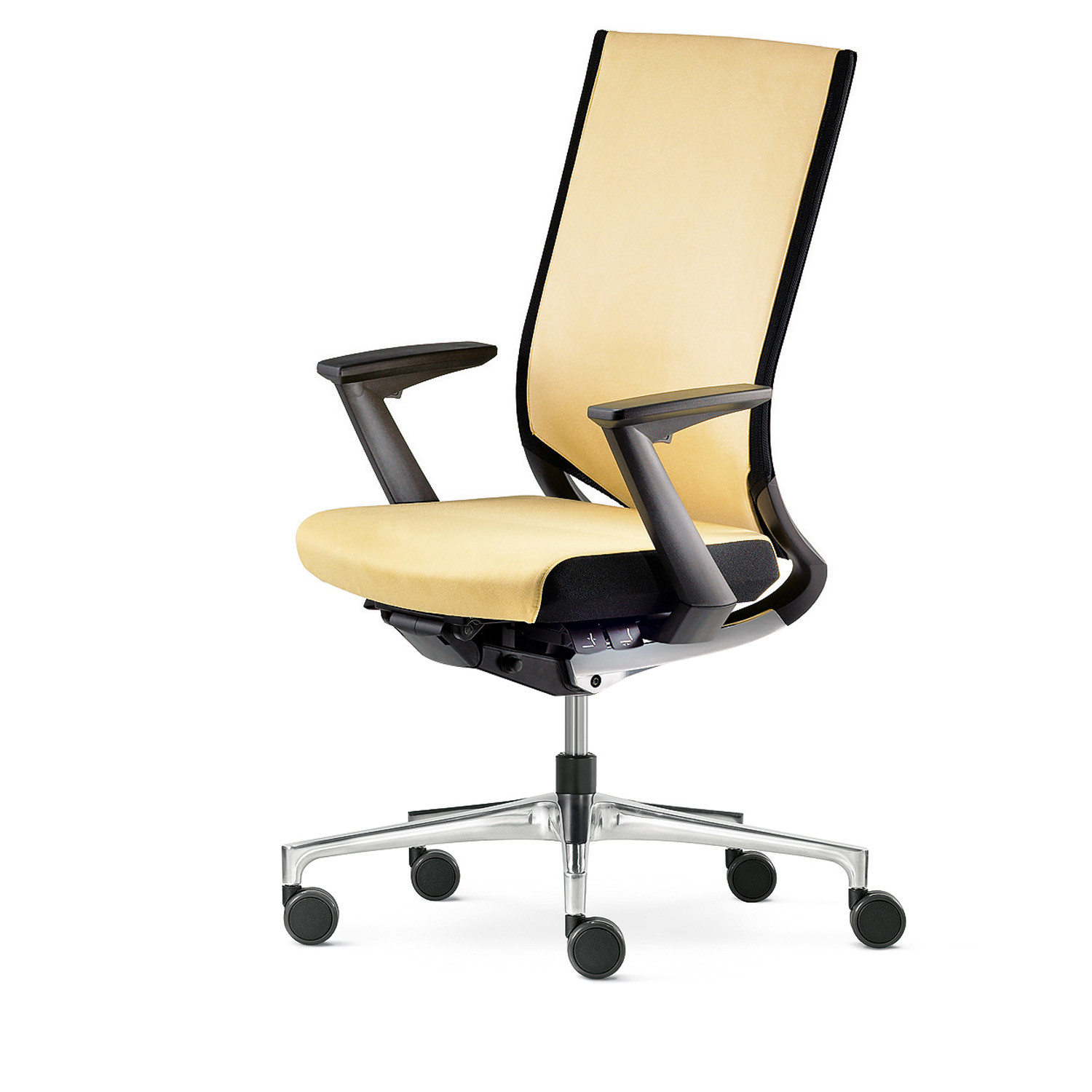 Duera Swivel Chair by Klober