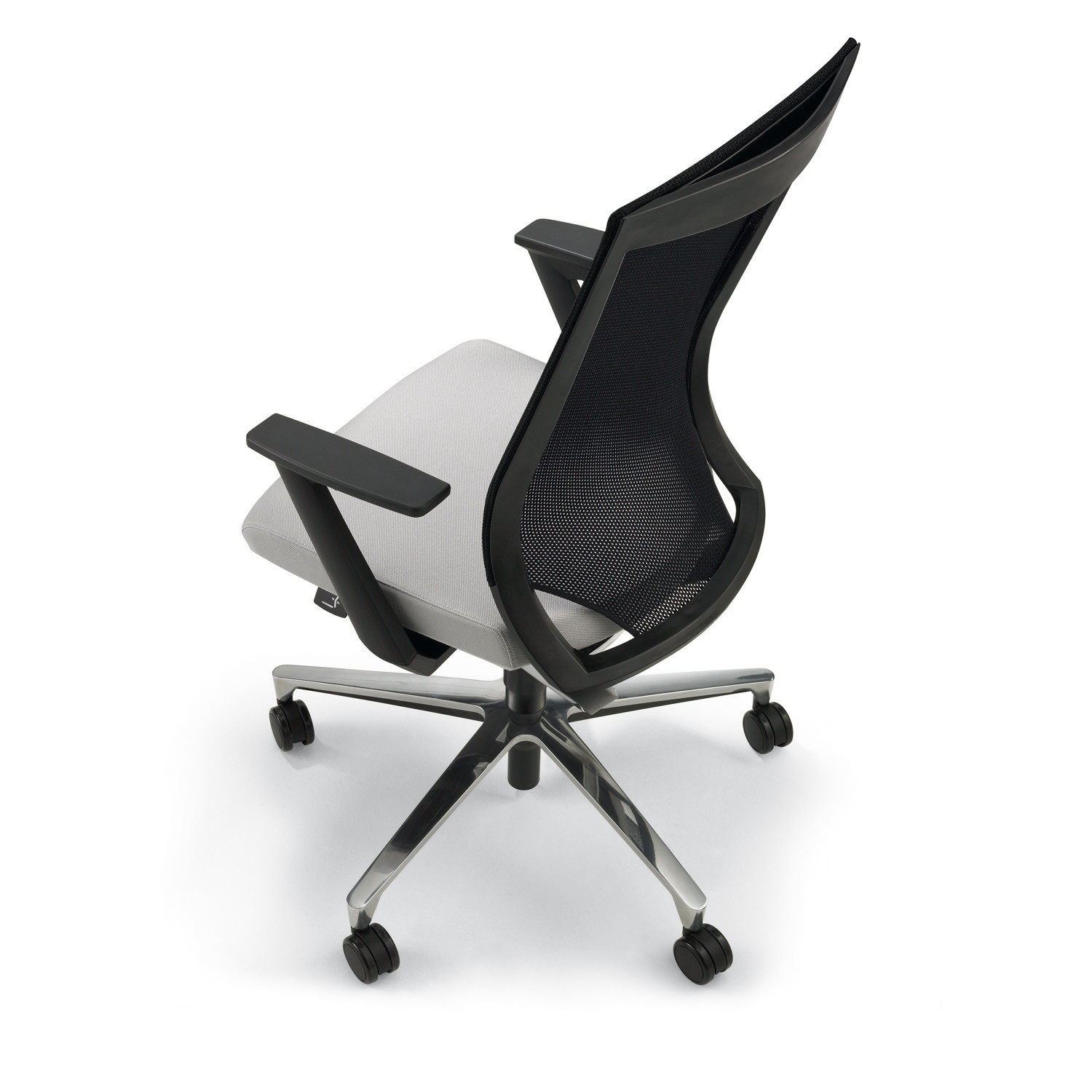 Duera Task Chair Rear View