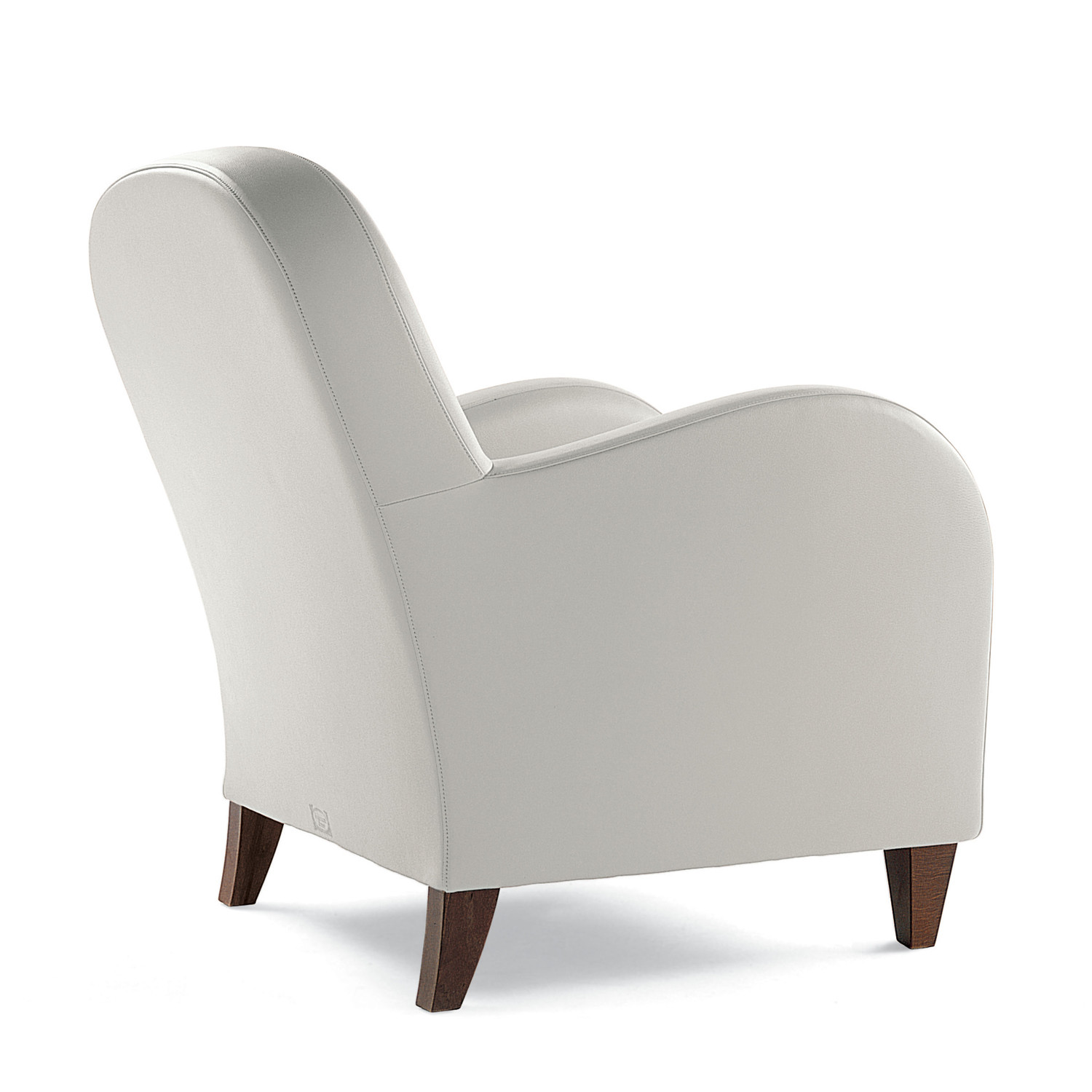 Daisy Armchair by Poltrona Frau Side