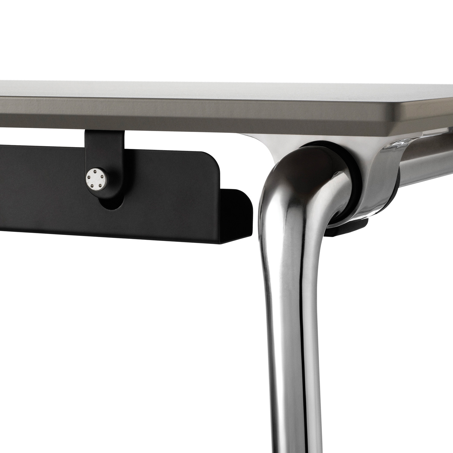 Folding Table Detail from Wiesner Hager