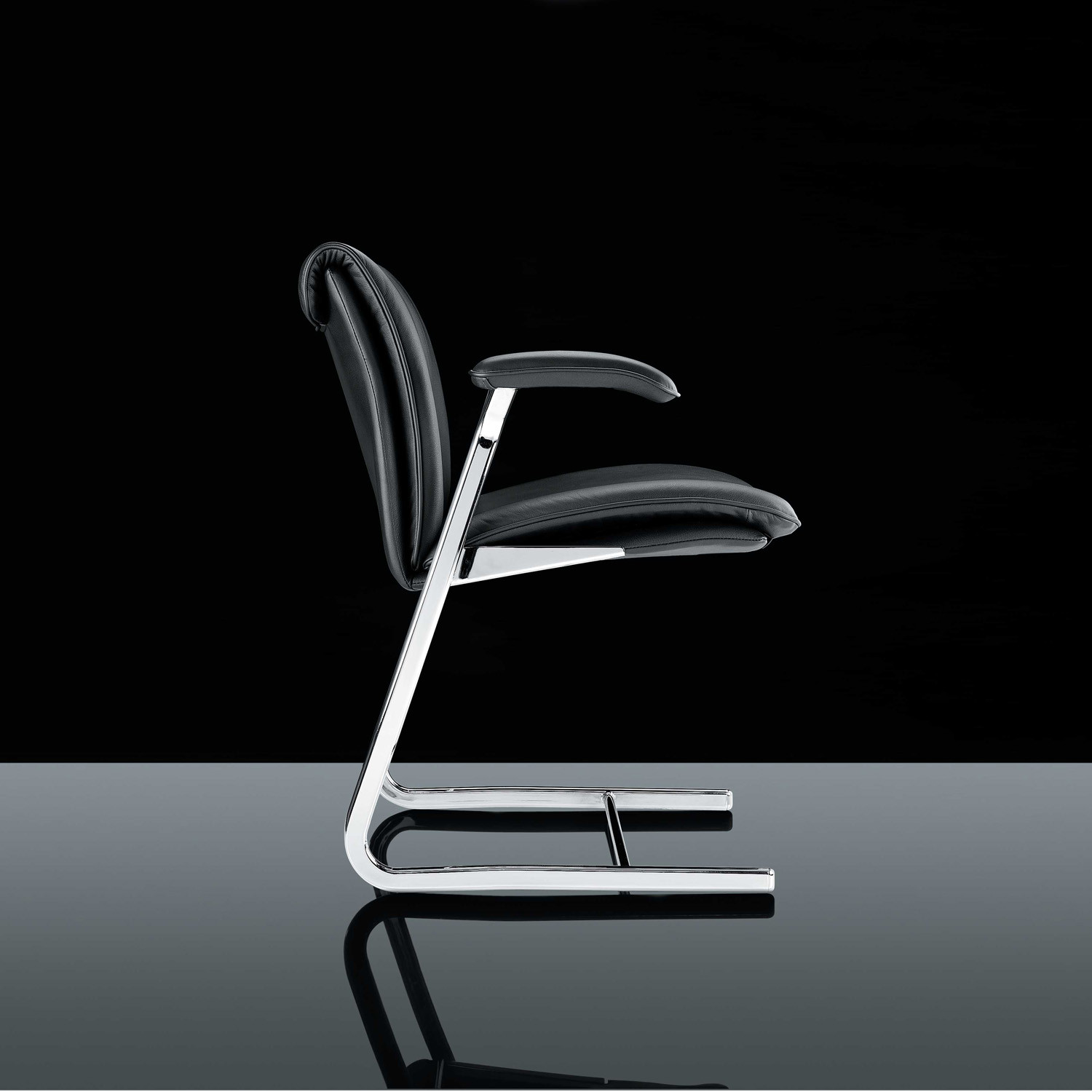 Delphi Low Back Armchair by Boss Design