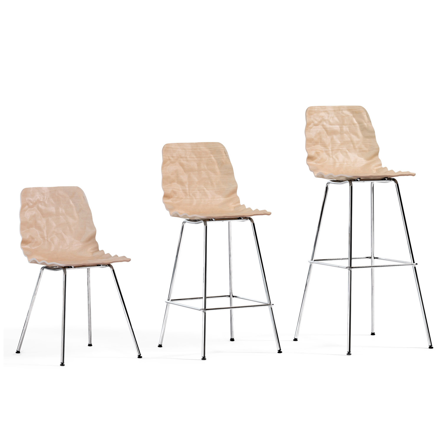 Dent Chair and Bar Stools from Bla Station