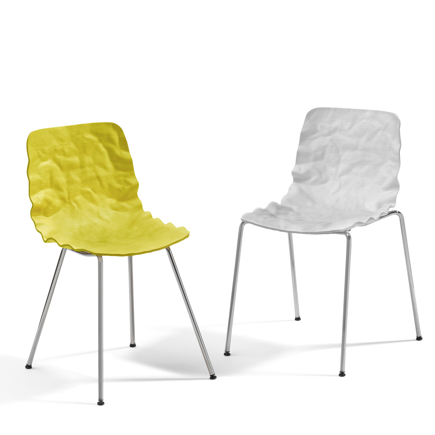 Dent Stack Chair B501 by Bla Station