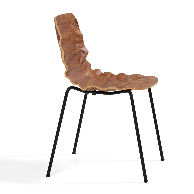 Dent Restaurant Stacking Chair B501