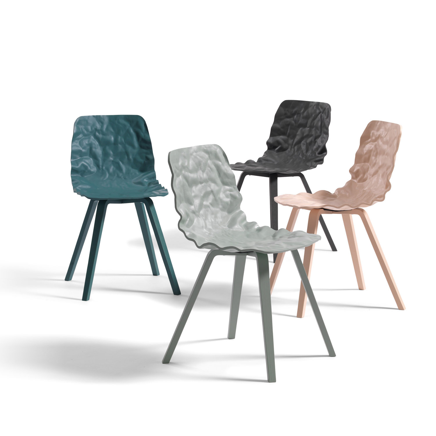 Dent Wooden Chairs B504