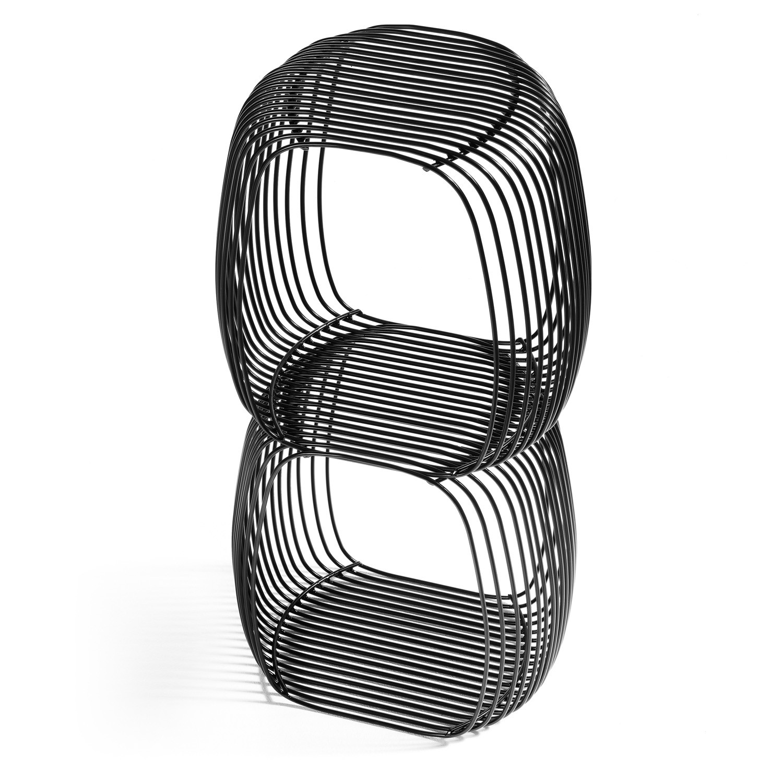 Dester Wire Frame Stools