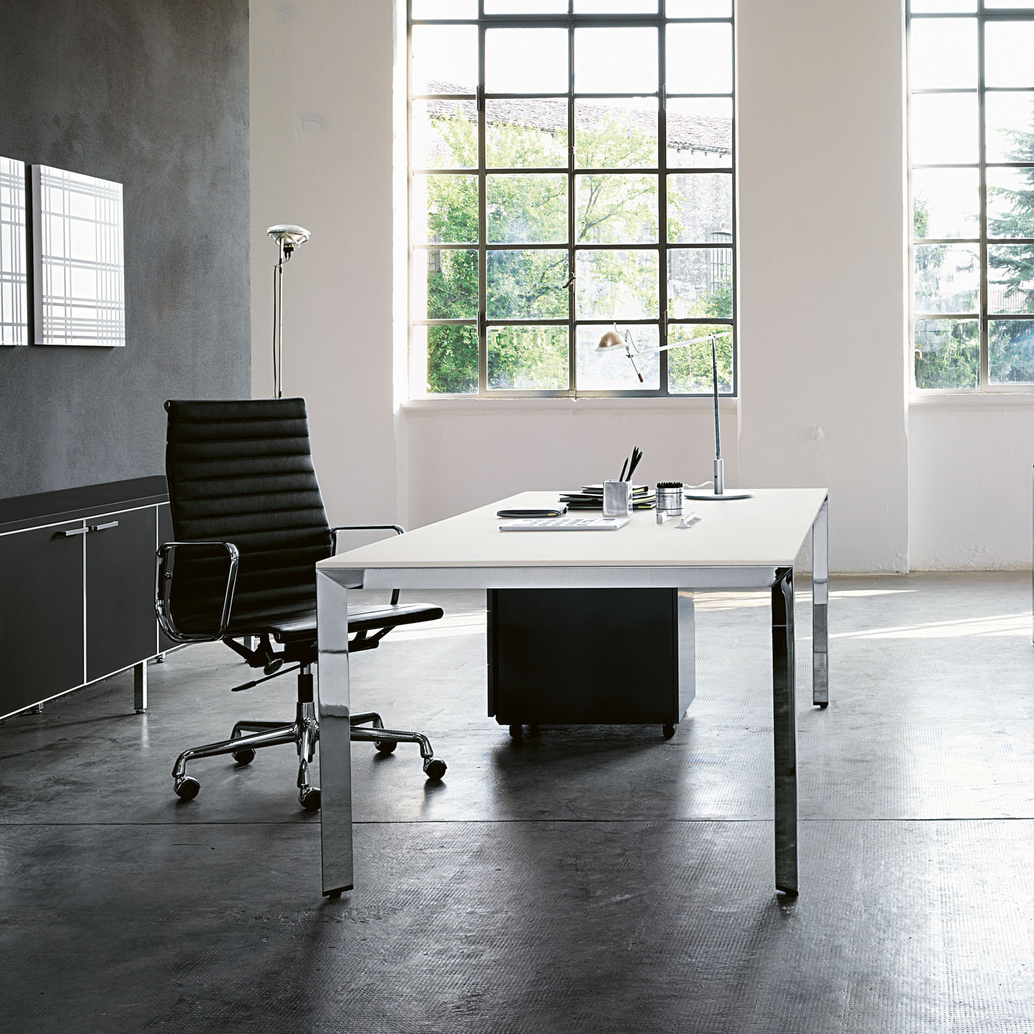 Diamond Executive Office Desk