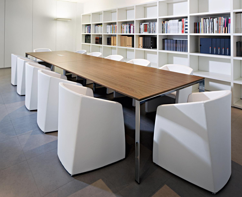 Diamond Meeting Tables
