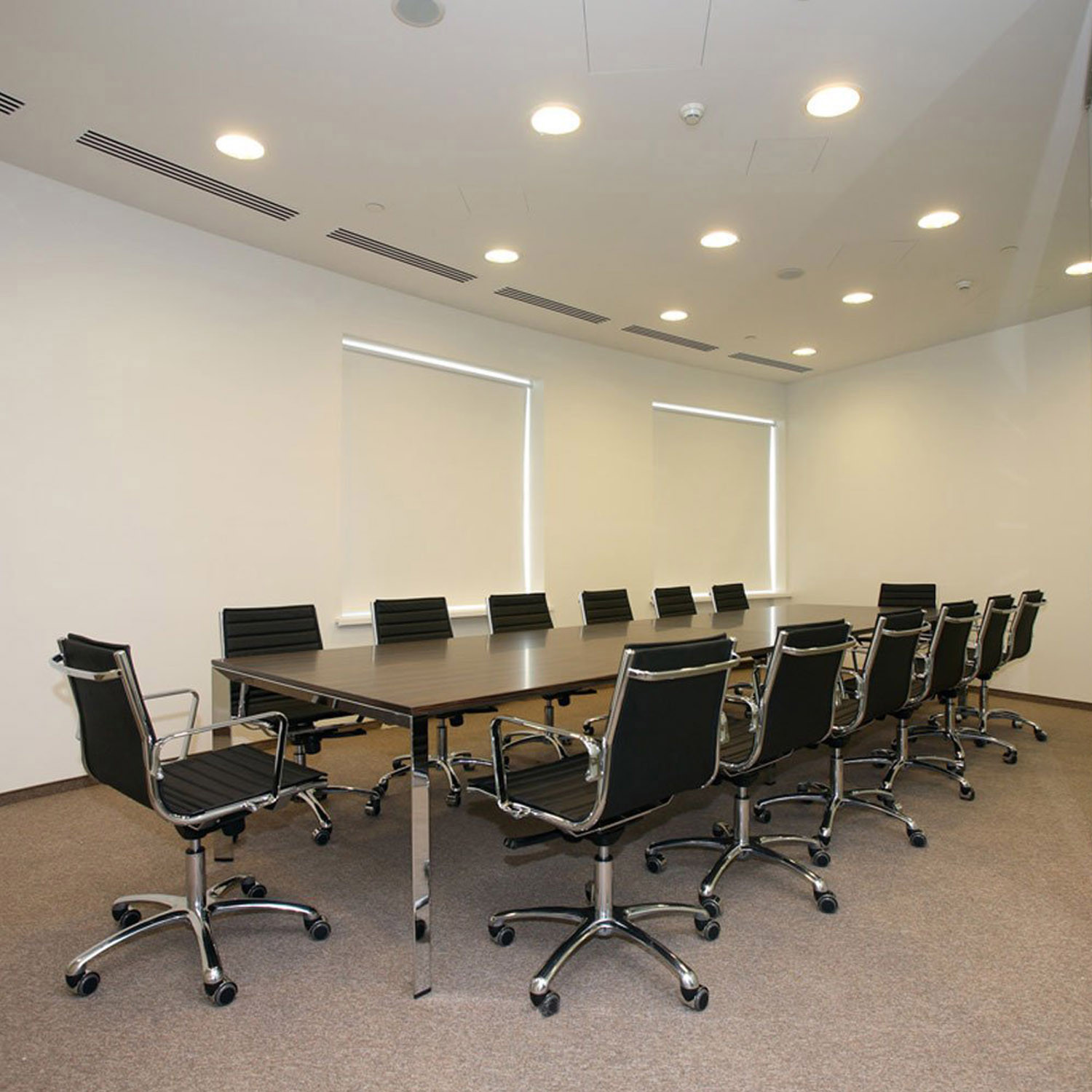 Diamond Boardroom Table