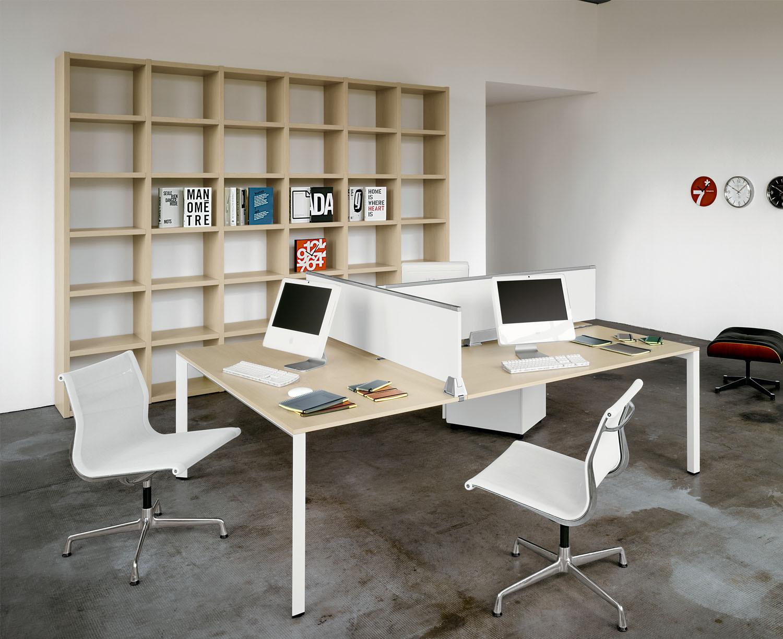 Diamond Office Bench Desk