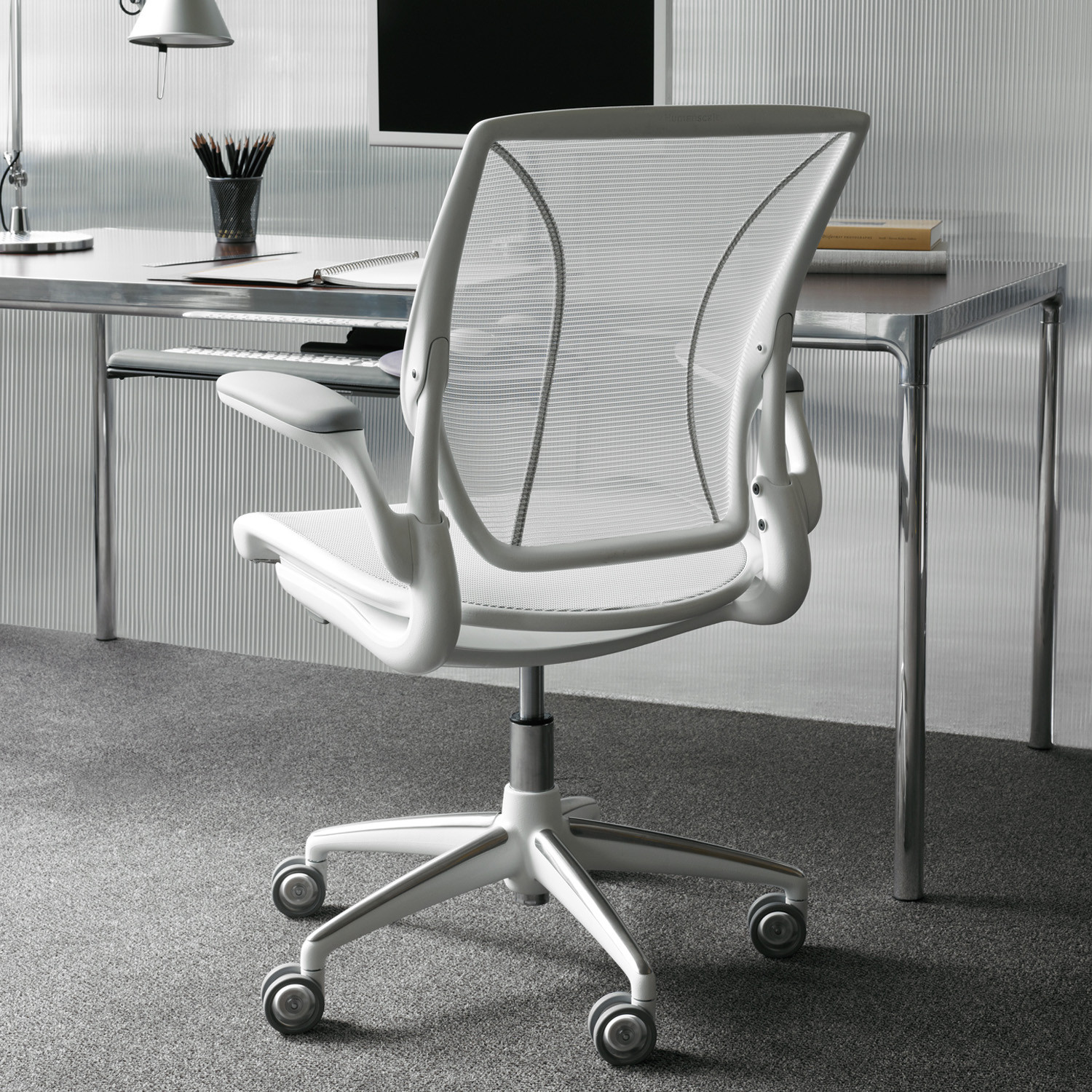 Diffrient World Chairs by Humanscale
