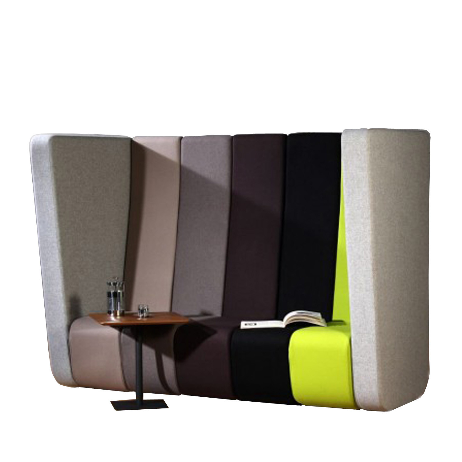 Dilim High Back Acoustic Sofa
