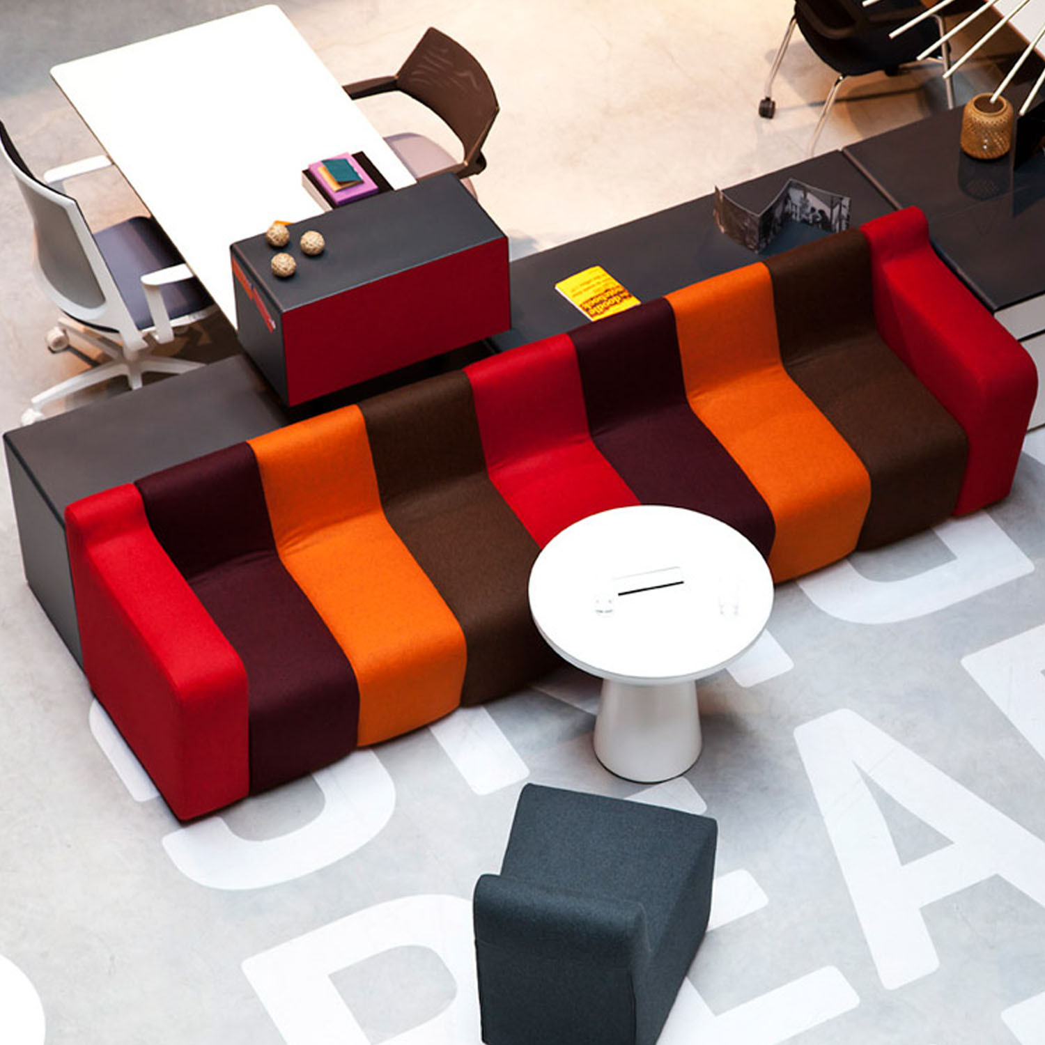Dilim Lounge Seating