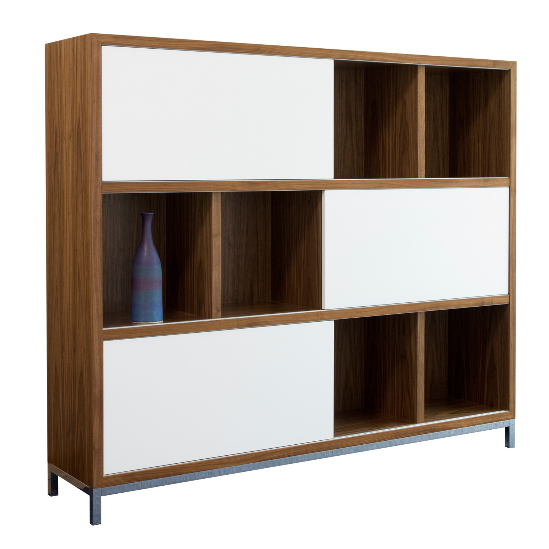 Crome Custom Made Bookcase