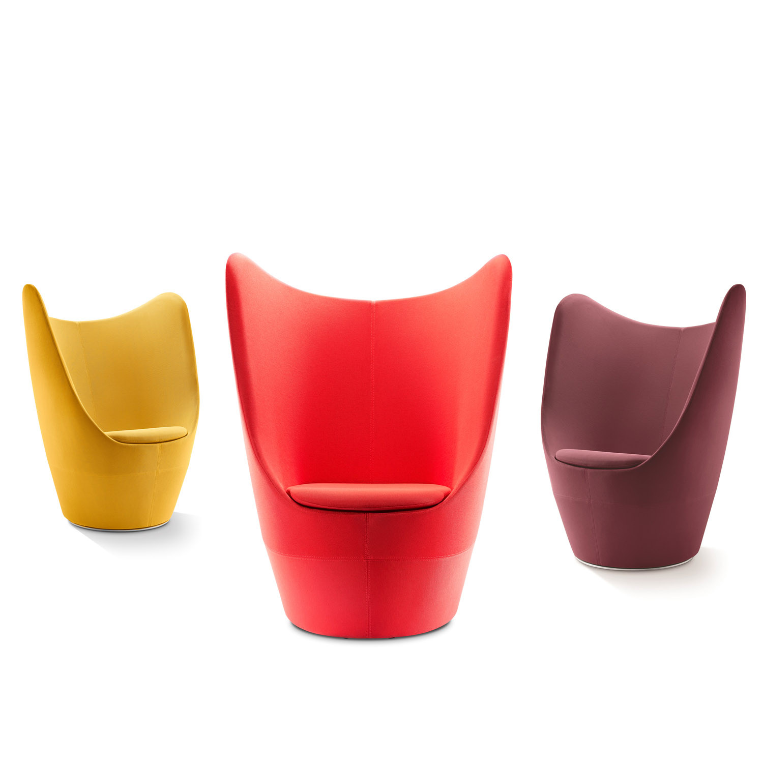 Dixi Tub Chairs for Agile Working