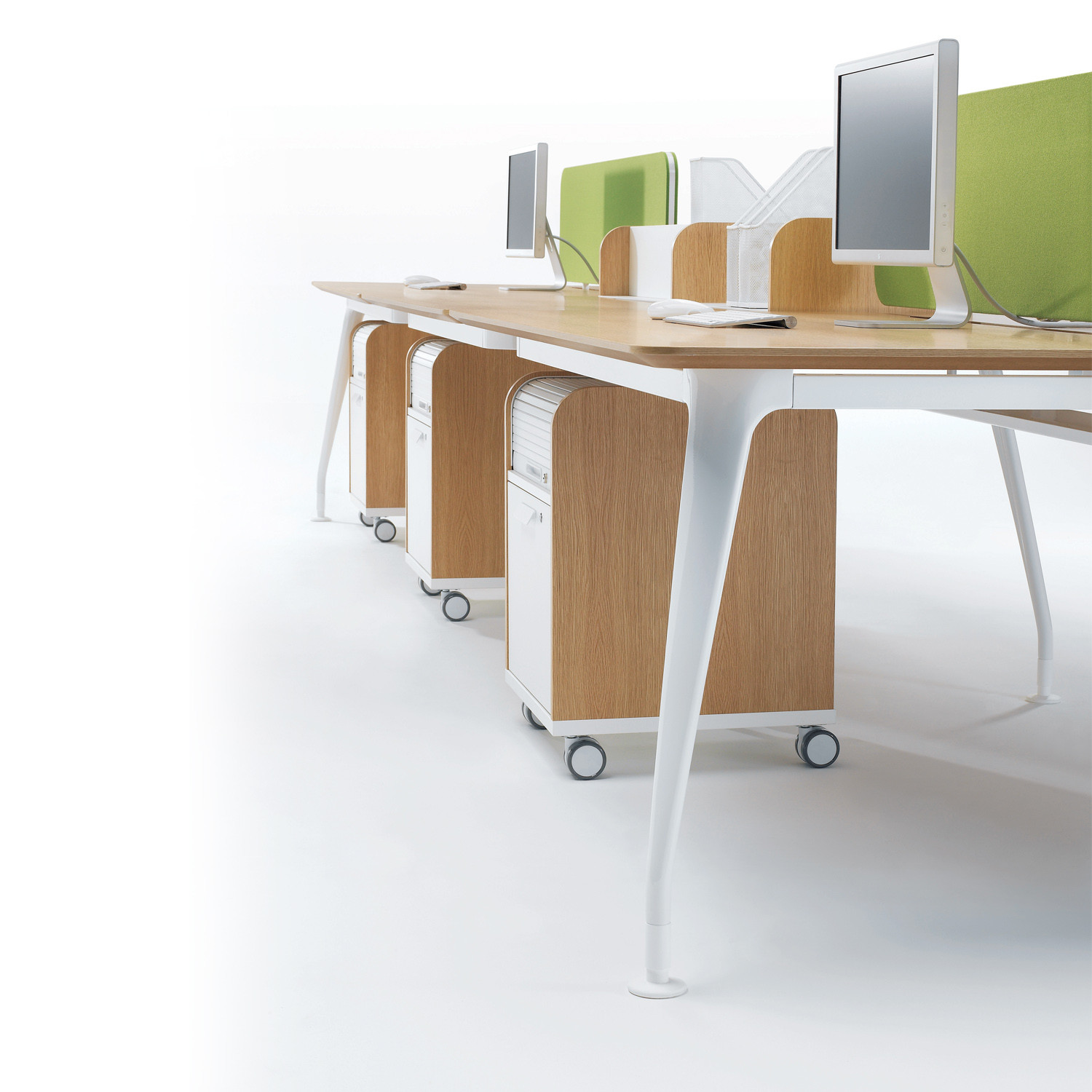 DNA Office Bench Desk System