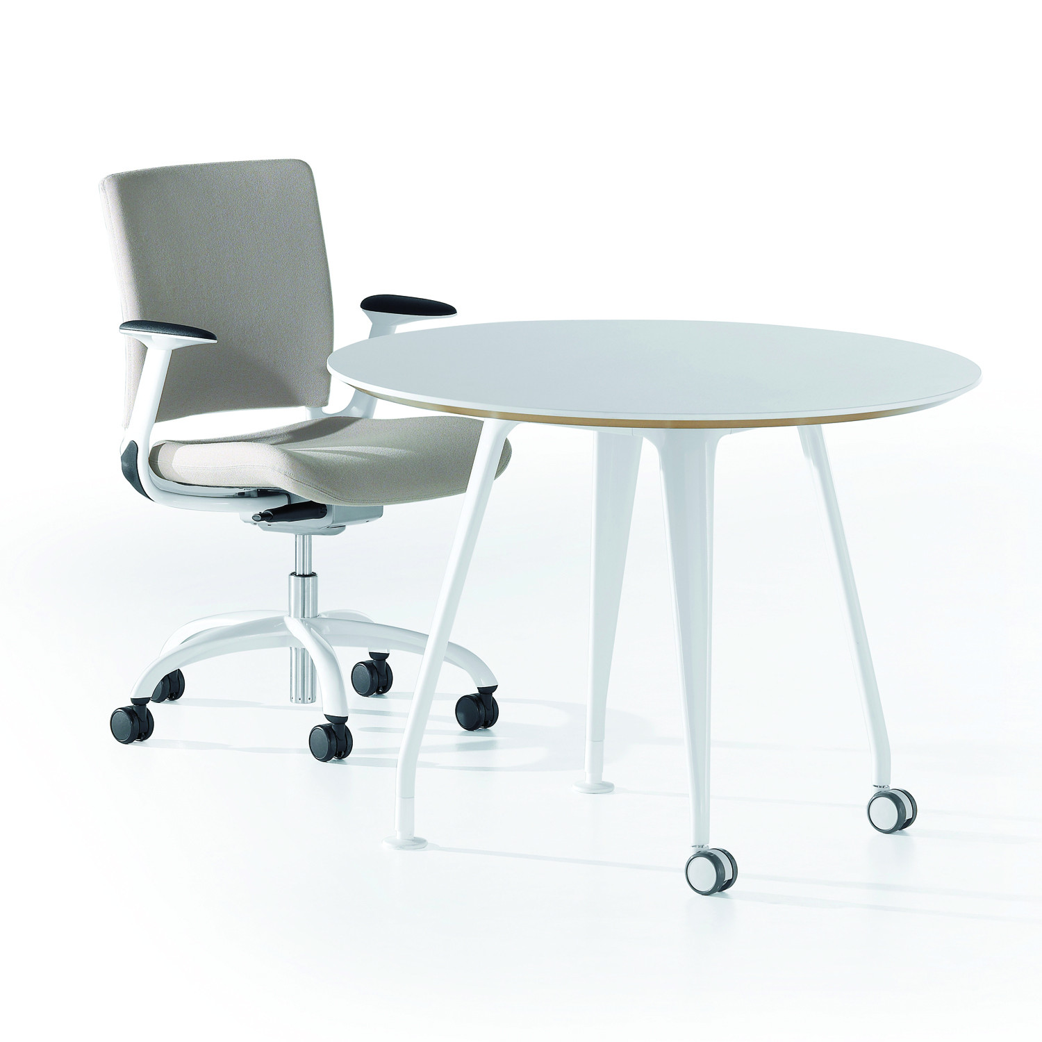 DNA Meeting Table by Verco Furniture