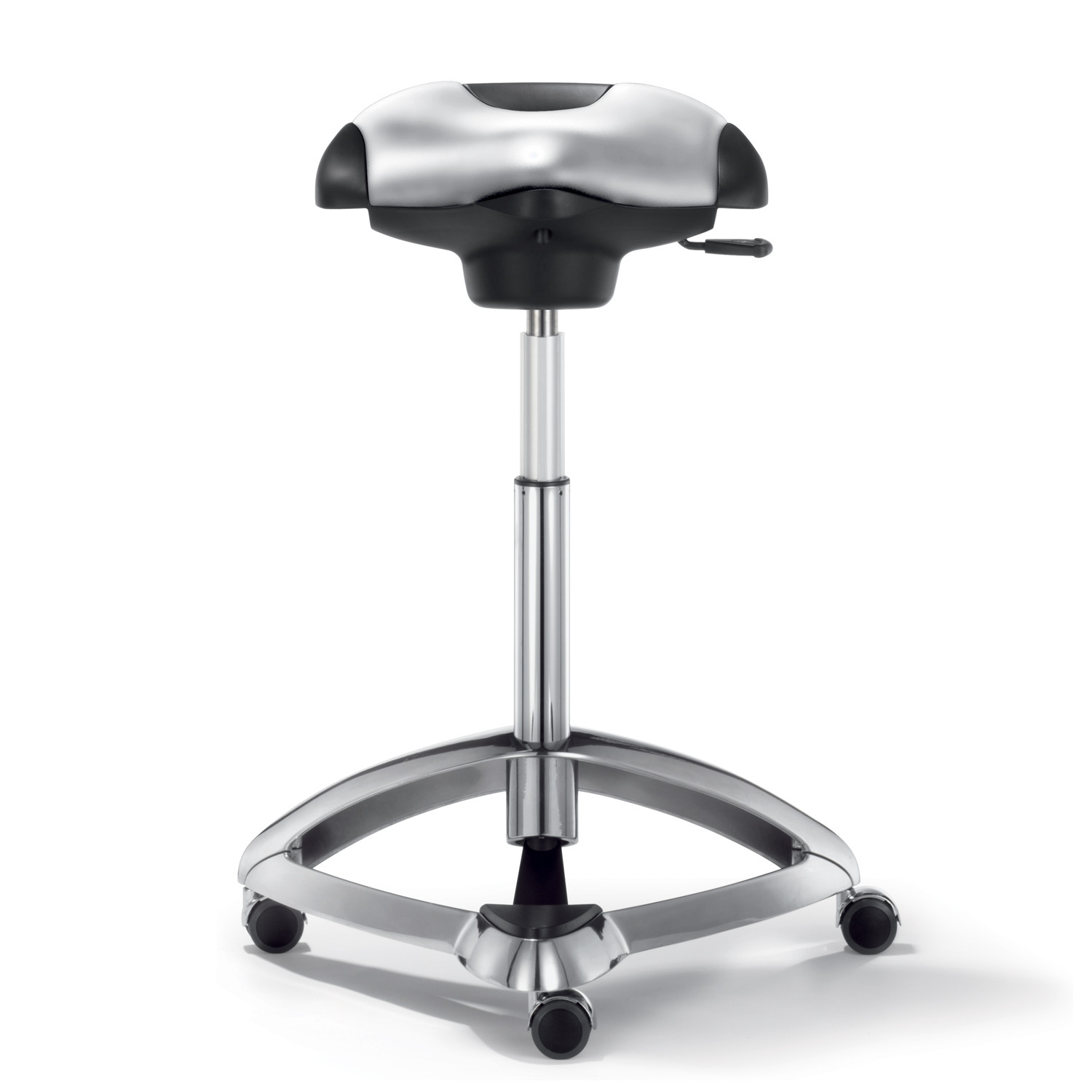 dolphin standing seat sit stand stool apres furniture