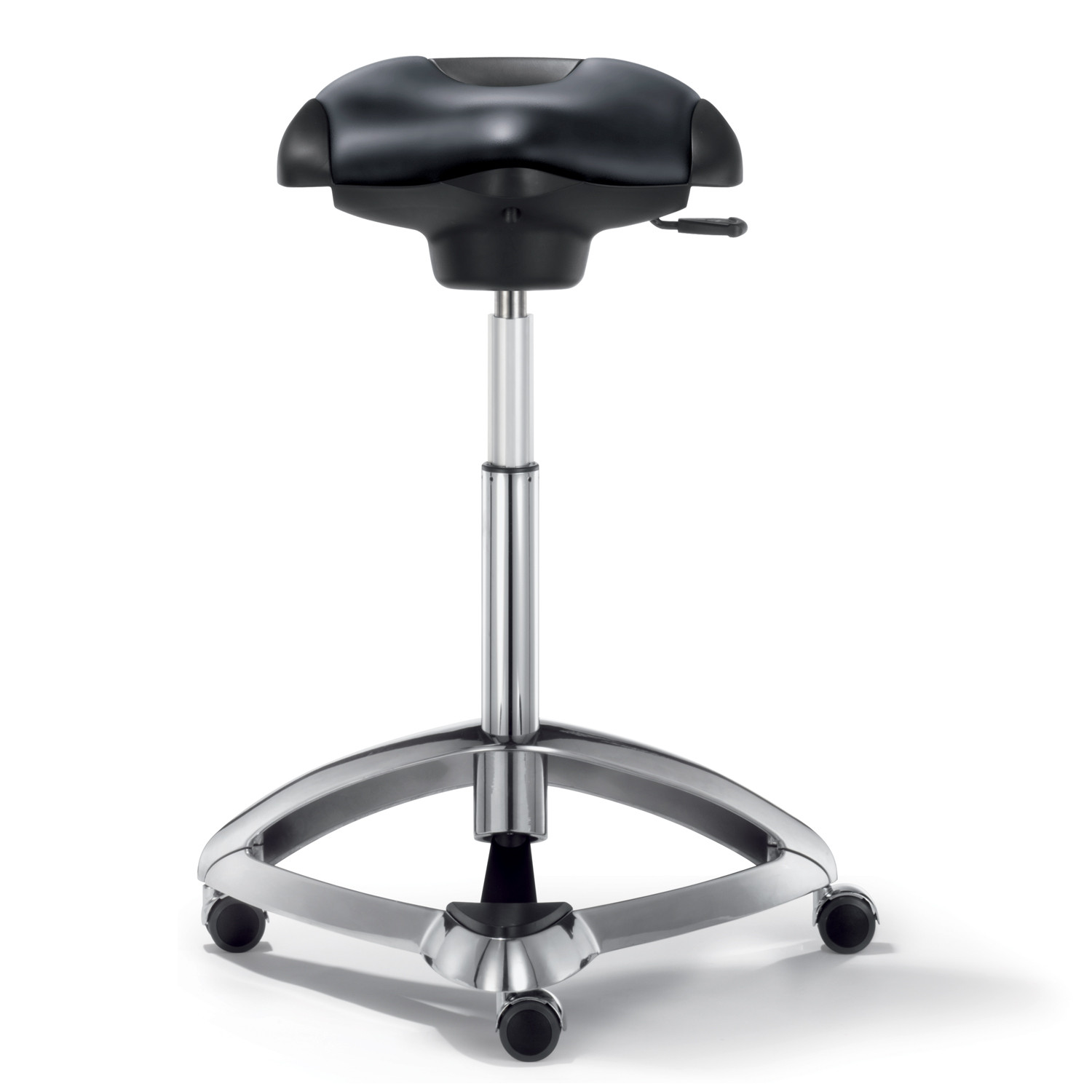 Dolphin Sit-Stand Stool