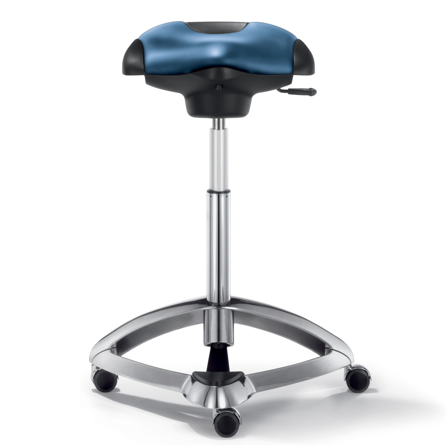 Dolphin Height Adjustable Stool