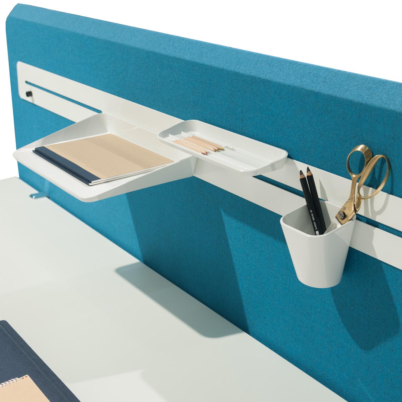 Domo Desk Screen Accessory Rail
