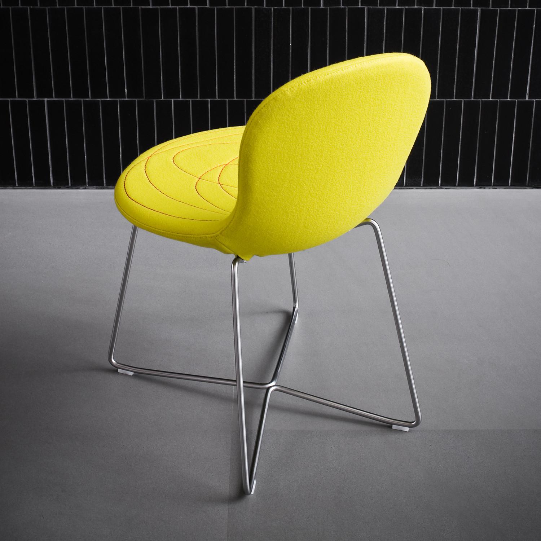 Doodle Chair Rear