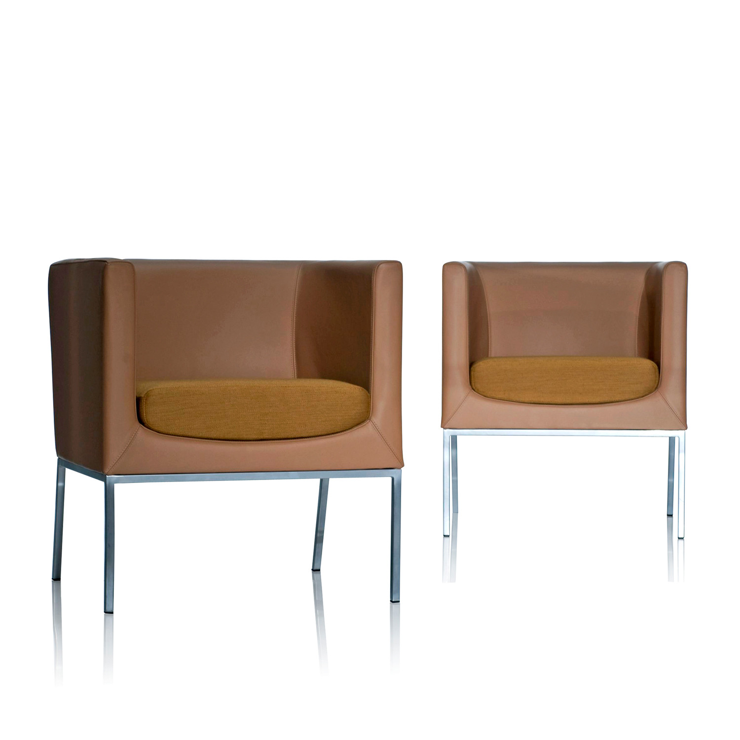 Drift Reception Armchairs