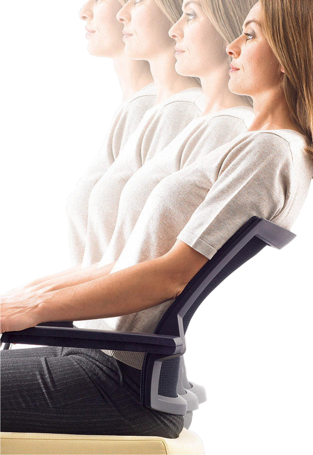 Duera Ergonomic Conference Chair by Klober
