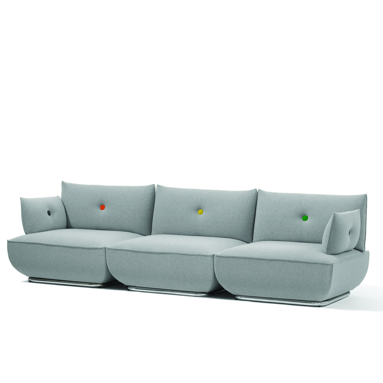 Dunder Three Seat Sofa S60