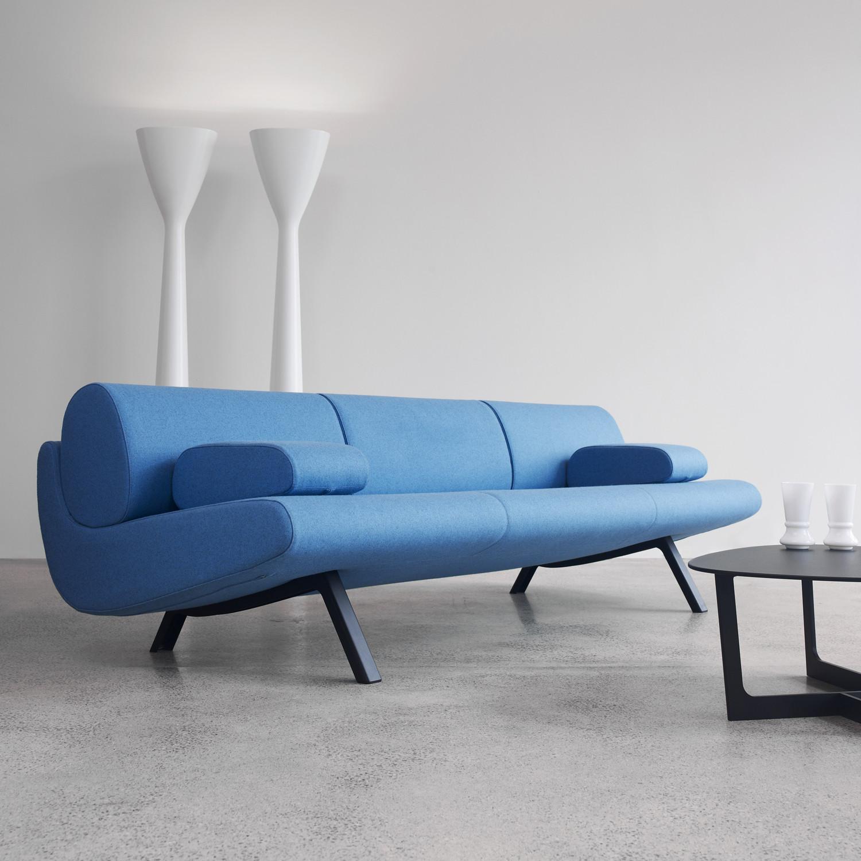 In Duplo Low Reception Sofa EJ 180-2