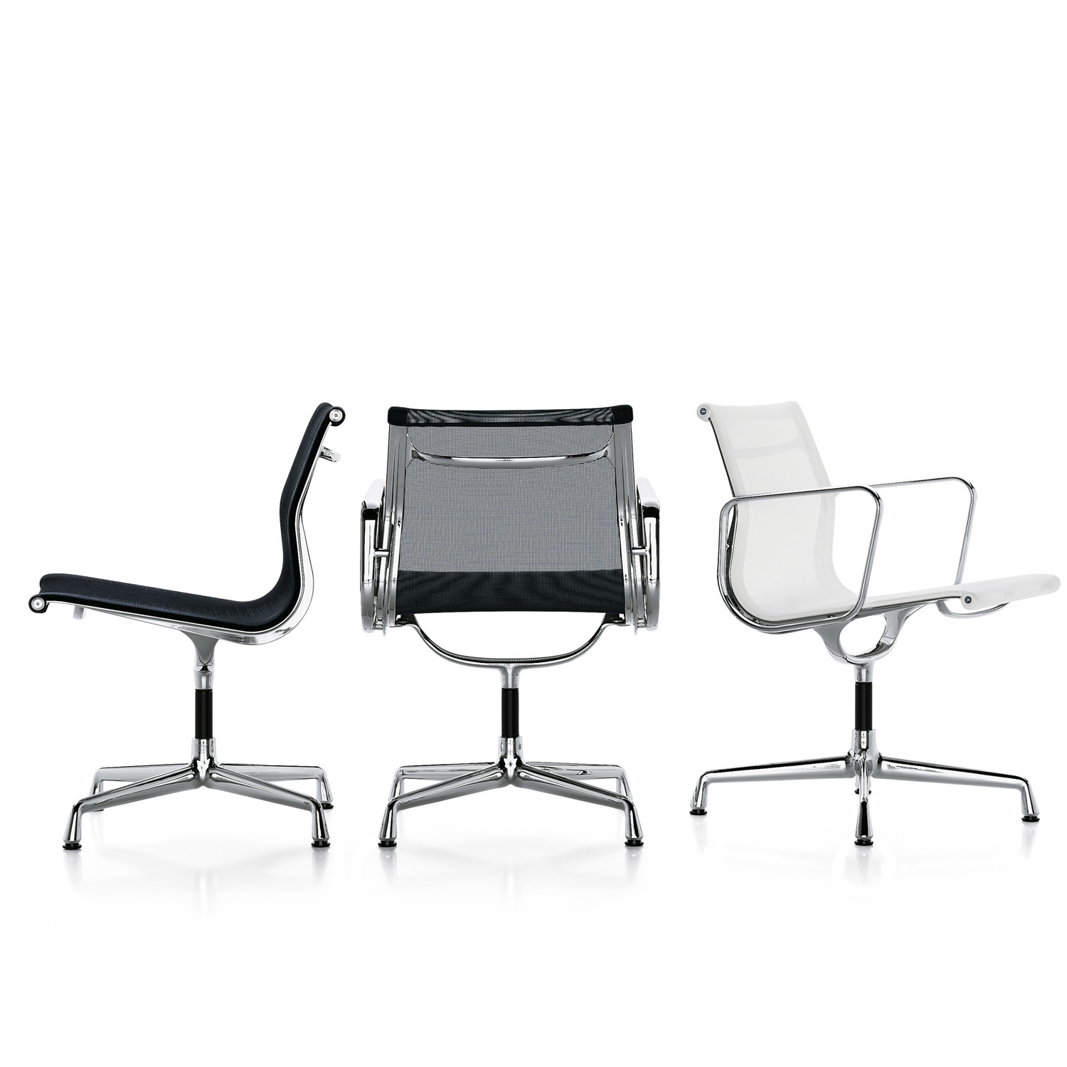 eames aluminium group chairs ea 105 ea 108 apres furniture