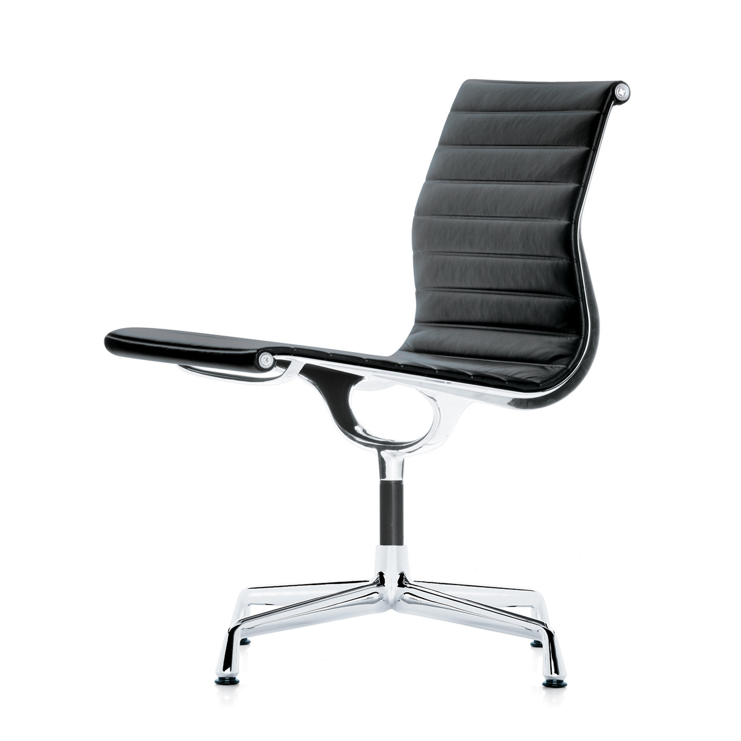 Eames Aluminium Group Chairs EA 105