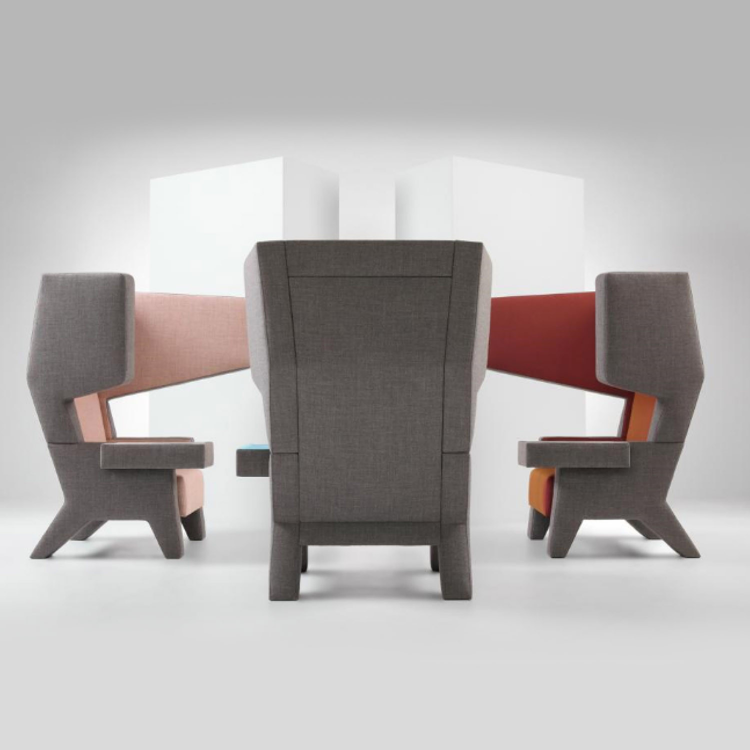 Acoustic Earchair Chair