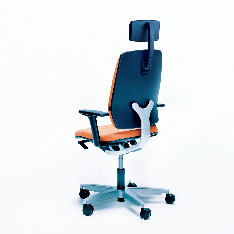Early Bird Office Chair with headrest
