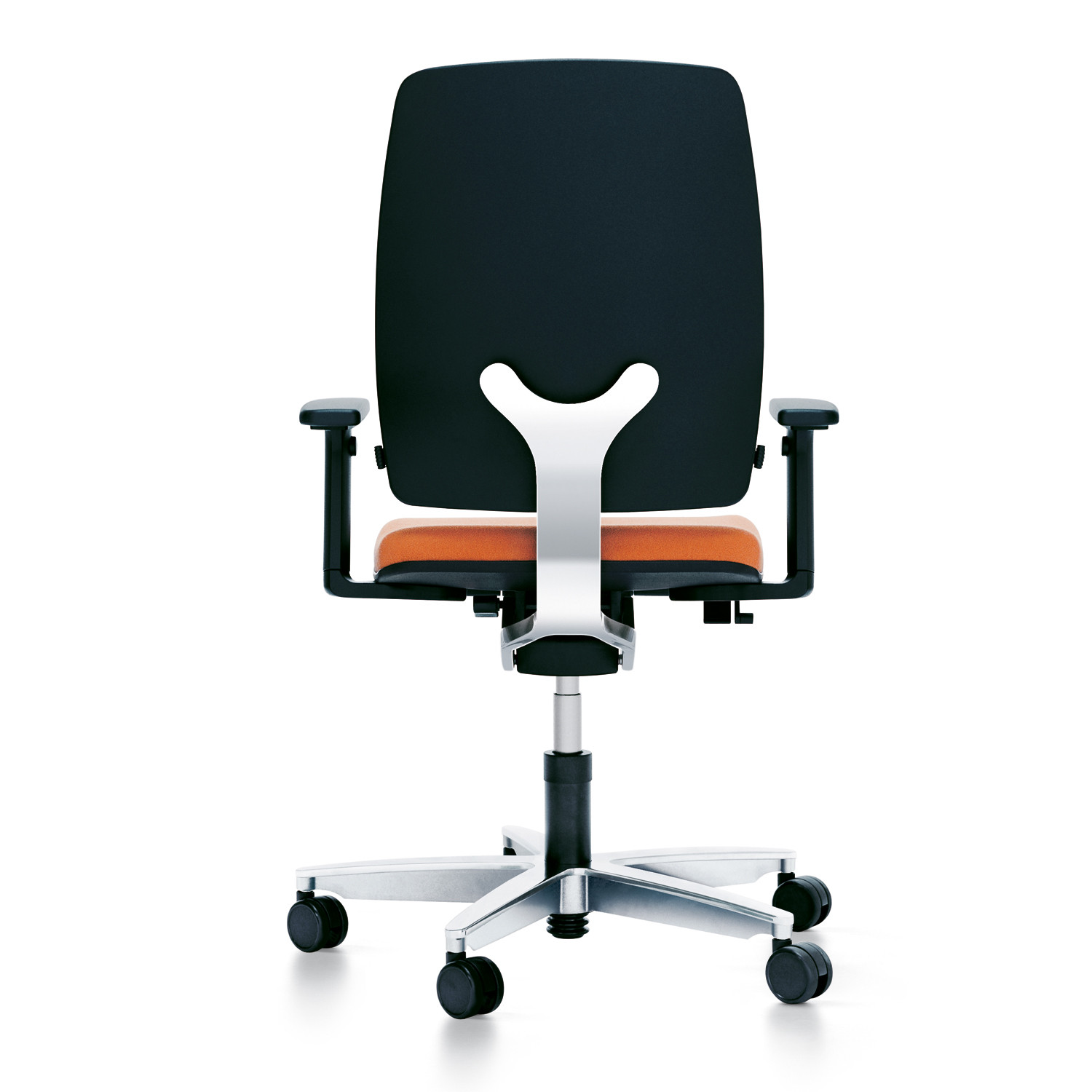 Early Bird Task Chair - back detail
