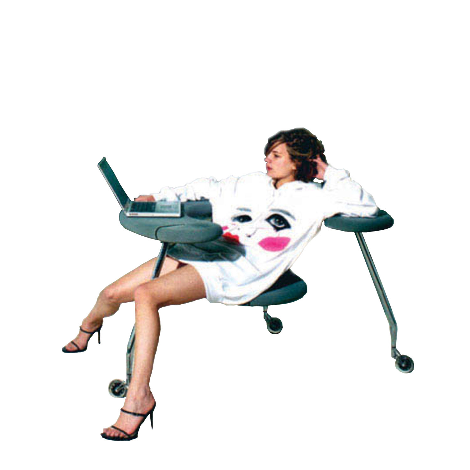 Easy Rider Chair for Agile Working