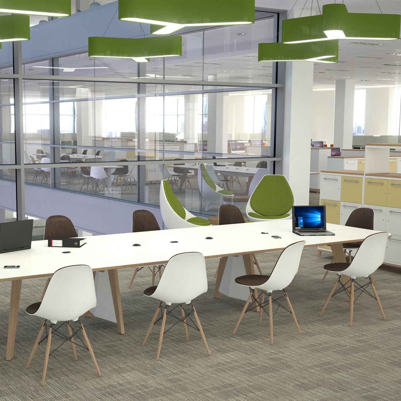 EC4 Bench Table for Informal Meetings