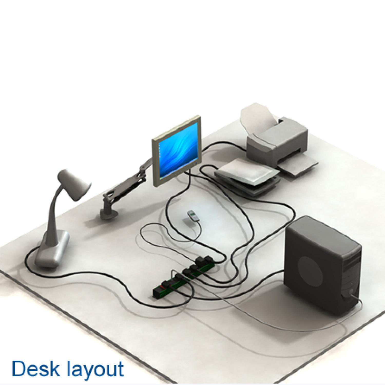 Eco2 Office Power Module