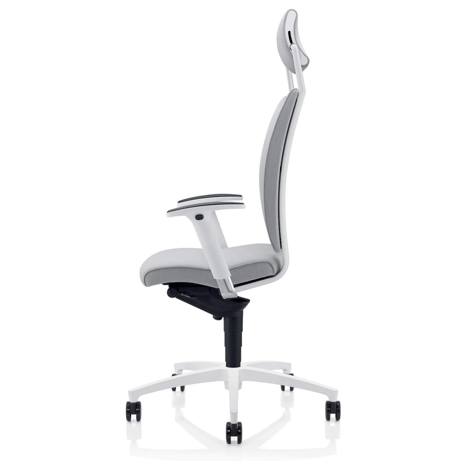 Effe Office Chair with Adjustable Headrest