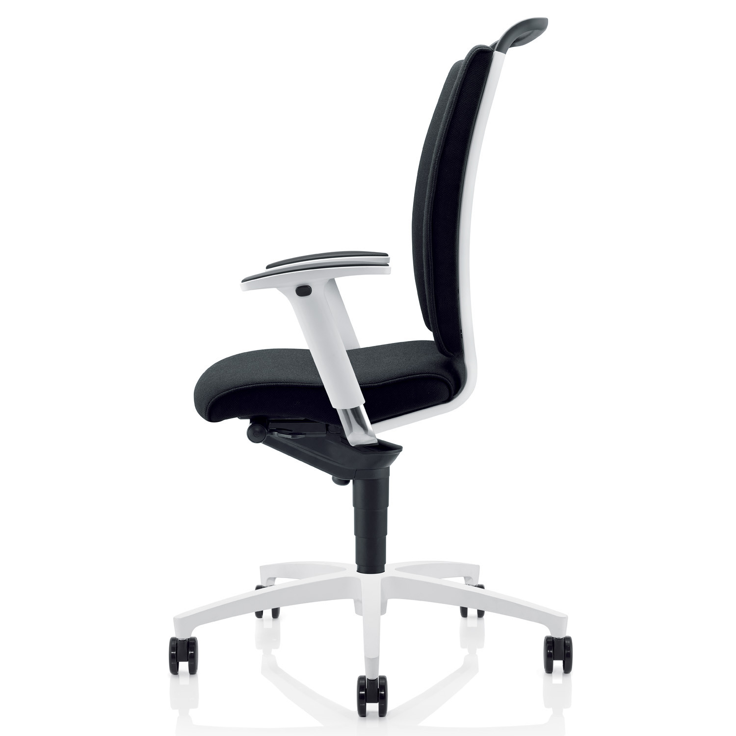 Effe Task Chair with Adjustable Armrests