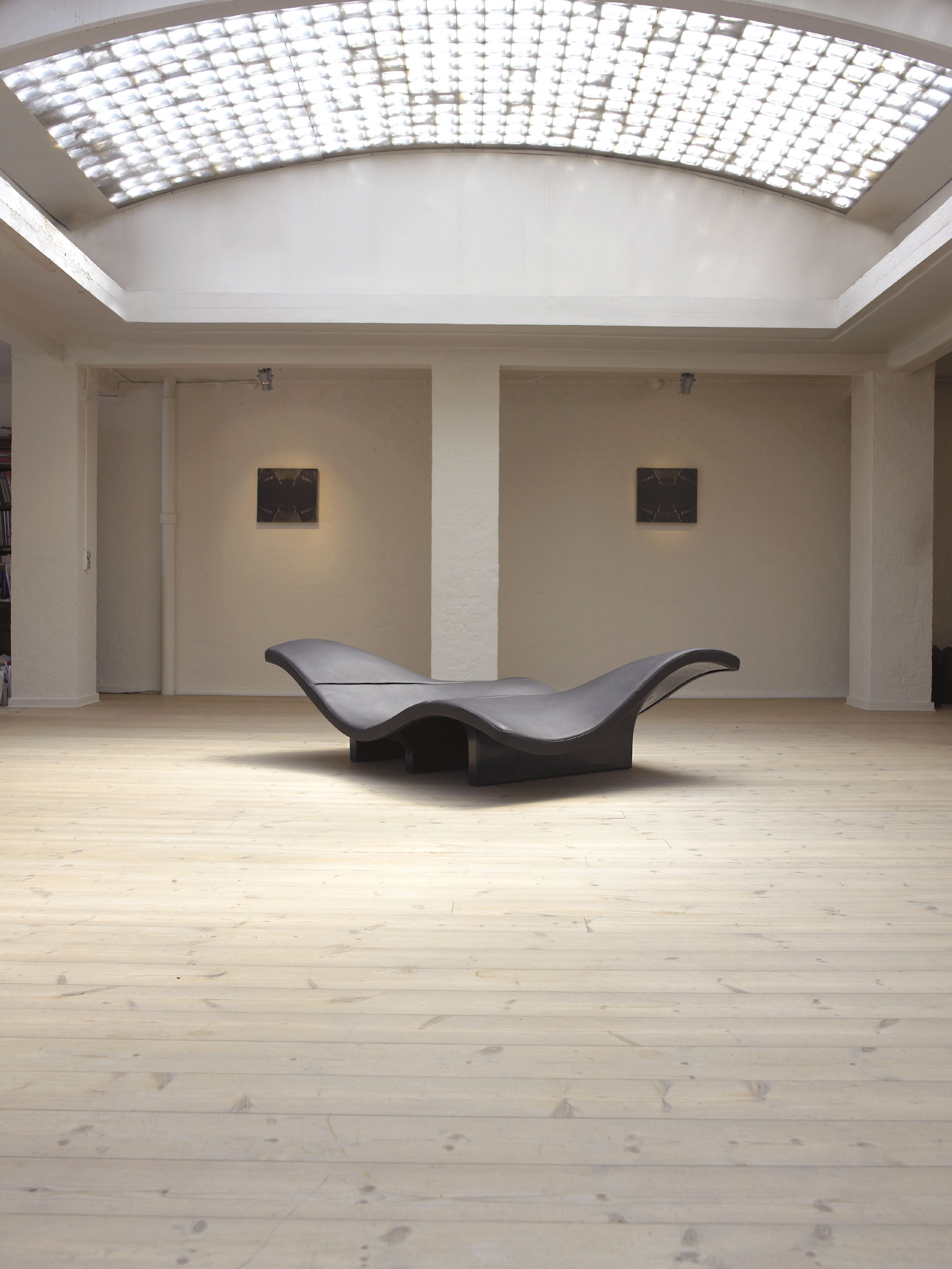 Waves Bench from Erik Jorgensen