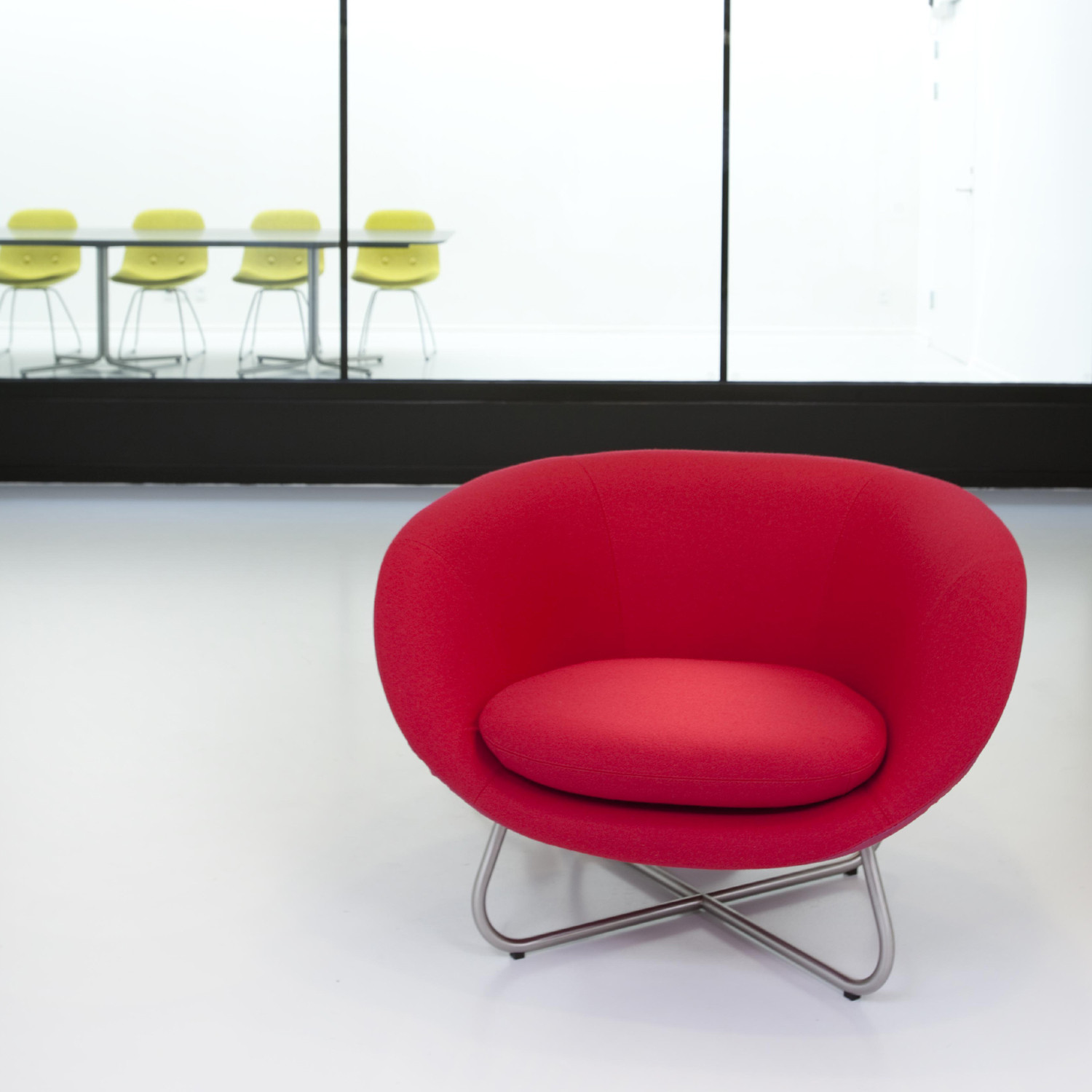 Yasmin Office Armchair
