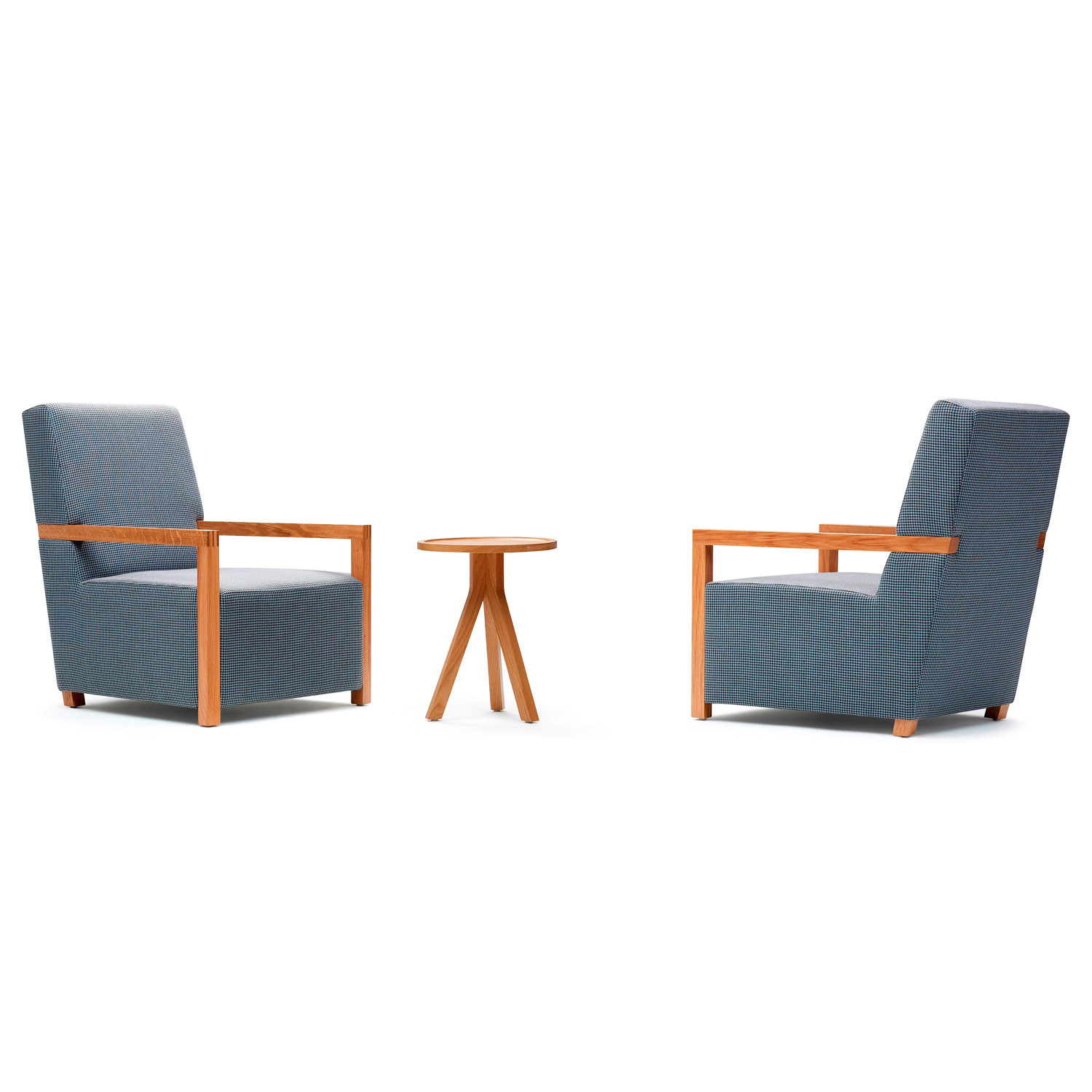 Elbow Lounge Armchairs