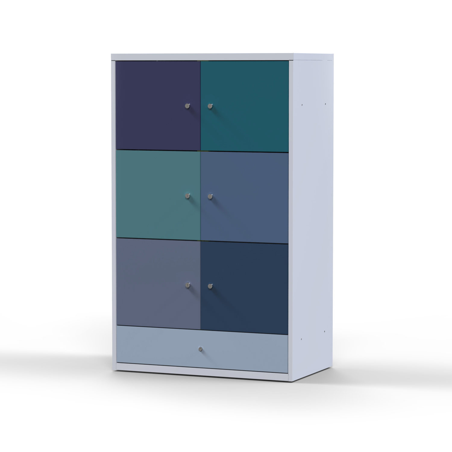 Electrical Personal Lockers