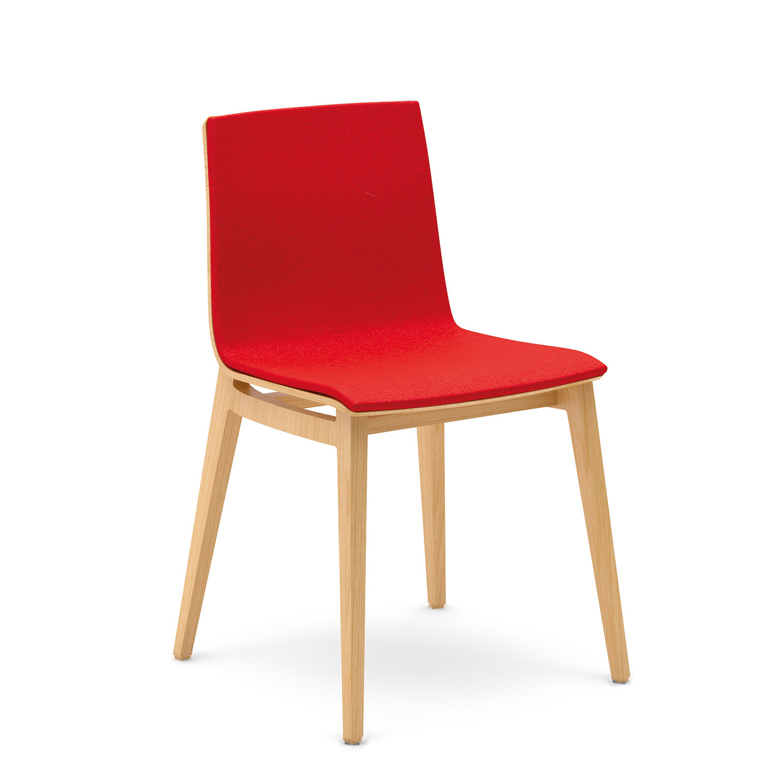 Emma Upholstered Wooden Chair